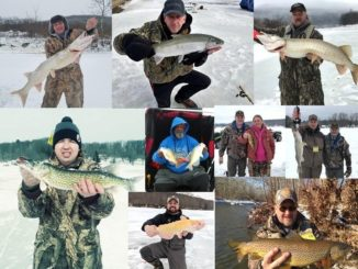 NW PA Fishing Report For February 2018