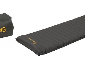 New Camping Comfort From Browning Camping's Tundra 4s Air Pad