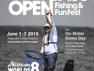 2018 Hobie Bass aOpen Announced