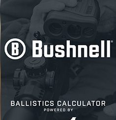 Bushnell Launches New Ballistics Calculator App