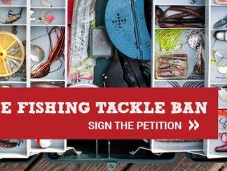 California Legislator Introduces Controversial Fishing Tackle Ban