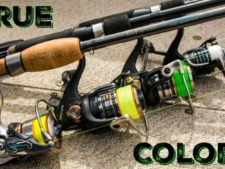 Catch more fish by choosing the right colored fishing line