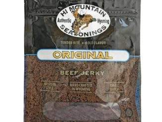 Hi Mountain Seasonings Now Offering Ready-Made Beef Jerky