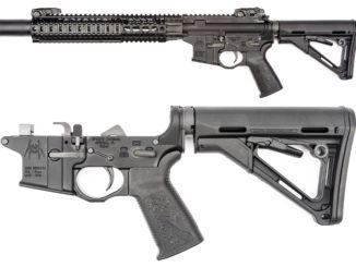New Gun Developed for Law Enforcement