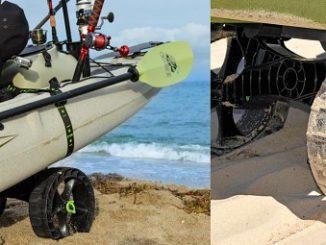 C-Tug Sandtrakz All-Terrain Kayak and Canoe Cart Now Available