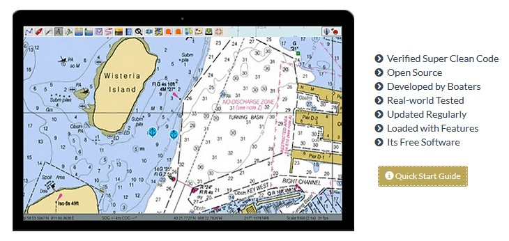 FUGAWI COM CHARTS NOW AVAILABLE ON OPENCPN | OutDoors
