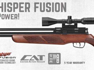 Go Coyote Whisper Fusion For You Next Pellet Gun