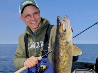 Post-Spawn Walleyes Strategies With Hard Baits