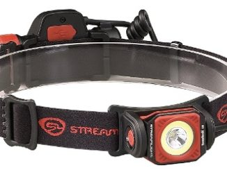 STREAMLIGHT LAUNCHES AA BATTERY- POWERED HEADLAMP