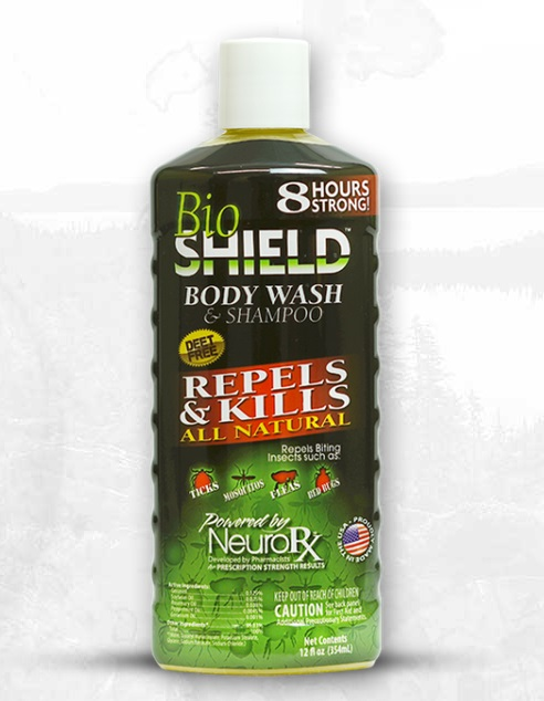 Bio Shield For Your Time In the Woods