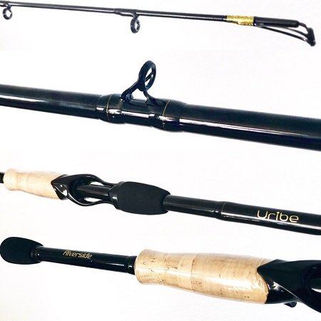 Uribe Performance Bass Rods - New