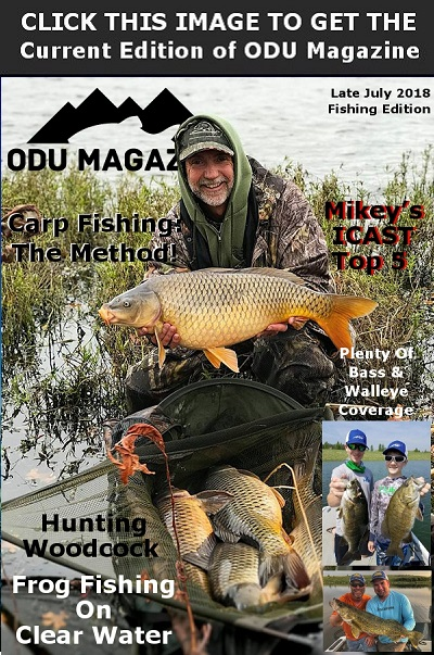 ODU Fishing Edition - June 2018
