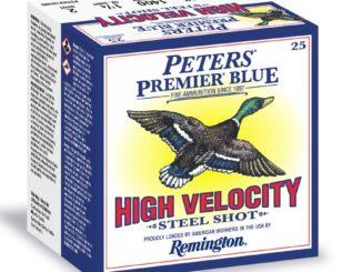 Remington Rolls Out Retro Peters Premier Blue