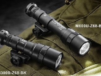 SureFire 1,000 Lumen Scout Light