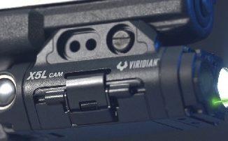 Viridian X Series Gen 3 with Camera