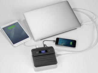 myCharge Portable Power Outlet Redefines the Battery Category