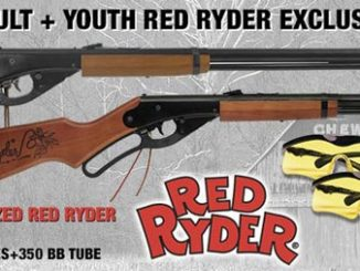 Daisy Announces Limited Time Adult-Sized Red Ryder Rifles