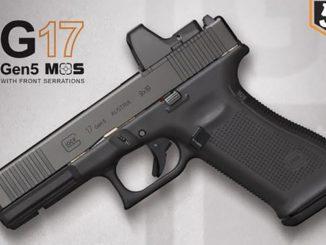 GLOCK's New Gen5 MOS Pistols