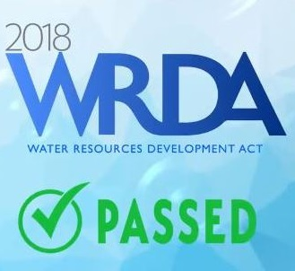 Trump Approves Water Resources Development Act