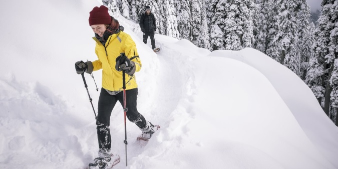 Beginner's Guide to Snowshoeing