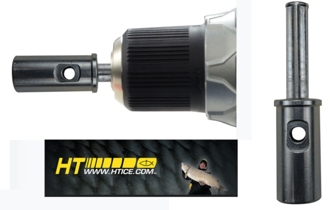 HT'S COMPACT POLAR CORDLESS DRILL ADAPTER