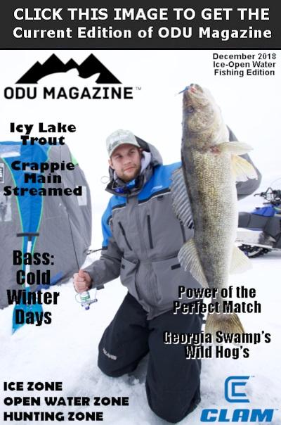 ODU Fishing Edition - December 2018