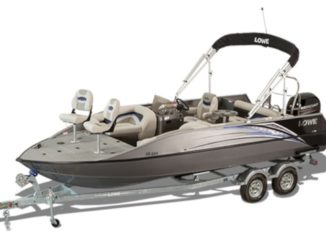 The Family Crossover Of Boats - The Lowe SD224