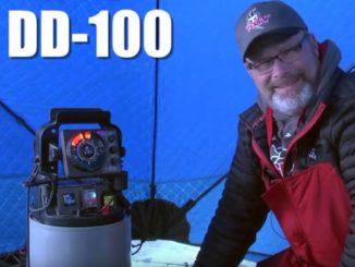 Vexilar DD-100 Digital Depth Tips