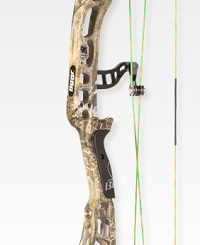 Bear Kuma 30 Compound Bow in Realtree EDGE Camo