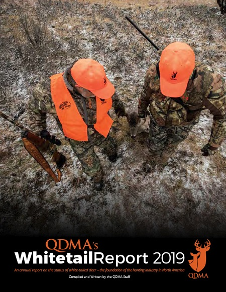 Buck Harvest Up, Doe Harvest Down-QDMA's 2019 Whitetail Report