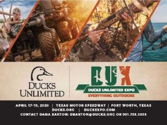 Ducks Unlimited Expo set for April 17-19, 2020