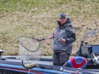 FLW - How to Bass Fish High Water in Winter