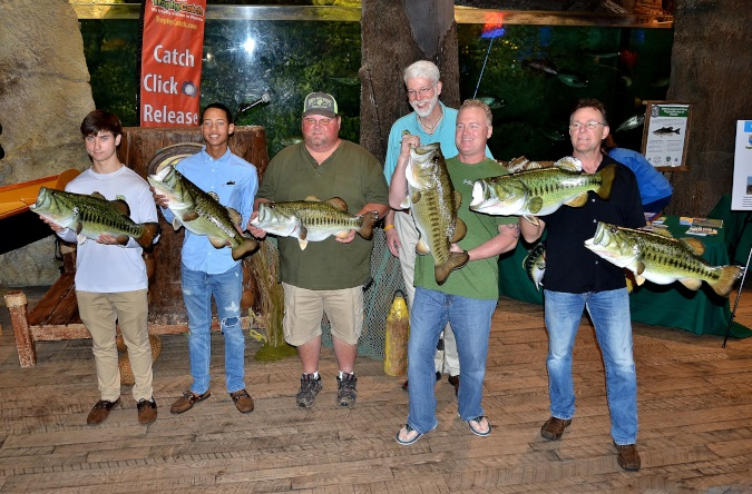 FWC TrophyCatch Program Celebrates 6 Successful Seasons