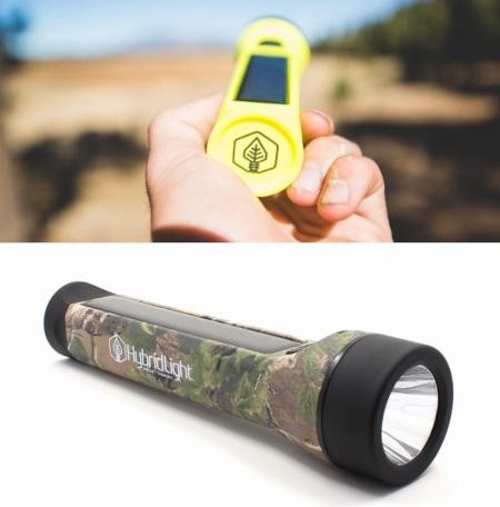 Journey 250 Flashlight/Charger For Your Next Time At Camp