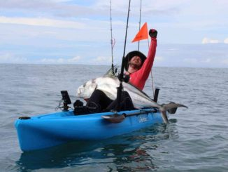 James McBeath Wins Los Buzos World Kayak Fishing Championships