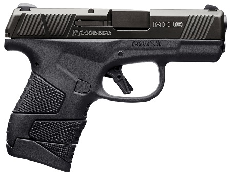 Mossberg Launches MC1sc Handgun