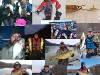 NW PA Fishing Report For January 2019