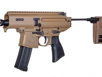 SIG SAUER Ultra-Compact MPX Copperhead
