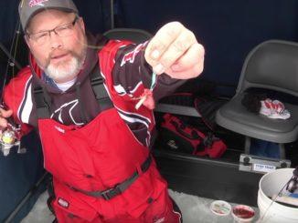 Vexilar Video - Ice Fishing Today - Ice Team U Catfish
