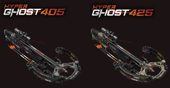 HyperGhost: Whats New From Barnett Crossbows At The ATA Show?
