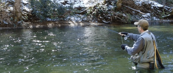 Winter Fishing Tips and Tricks - From The Georgia DNR