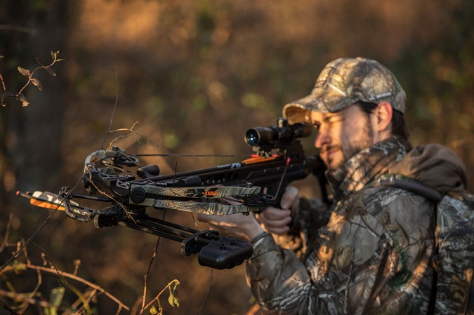 BEAR X INTRODUCES ALL-NEW SAGA 405 TO CROSSBOW LINEUP
