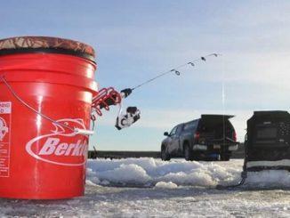 Berkley Ice Fishing Tips