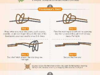 Knots Essential for the Outdoors