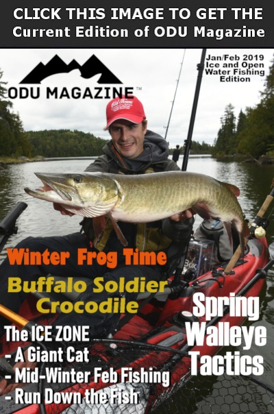 ODU Fishing Edition - January 2019