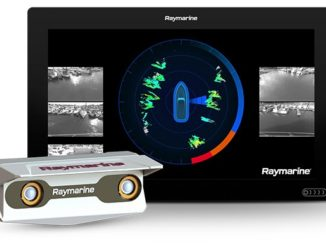 Raymarine DockSense for Outboard Propulsion