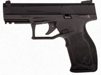 Taurus TX22 Is Now Available