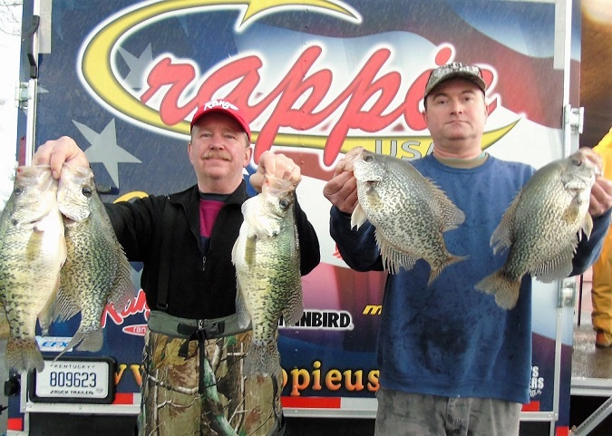 CUSA Pro Division Victory at Guntersville goes to Walker and Ramsey