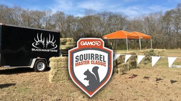 GAMO Sponsors 6th Annual Squirrel Master Classic