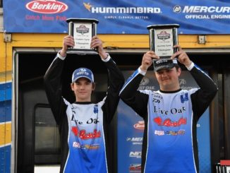 Louisiana Team Captures Bassmaster High School Open On Hartwell